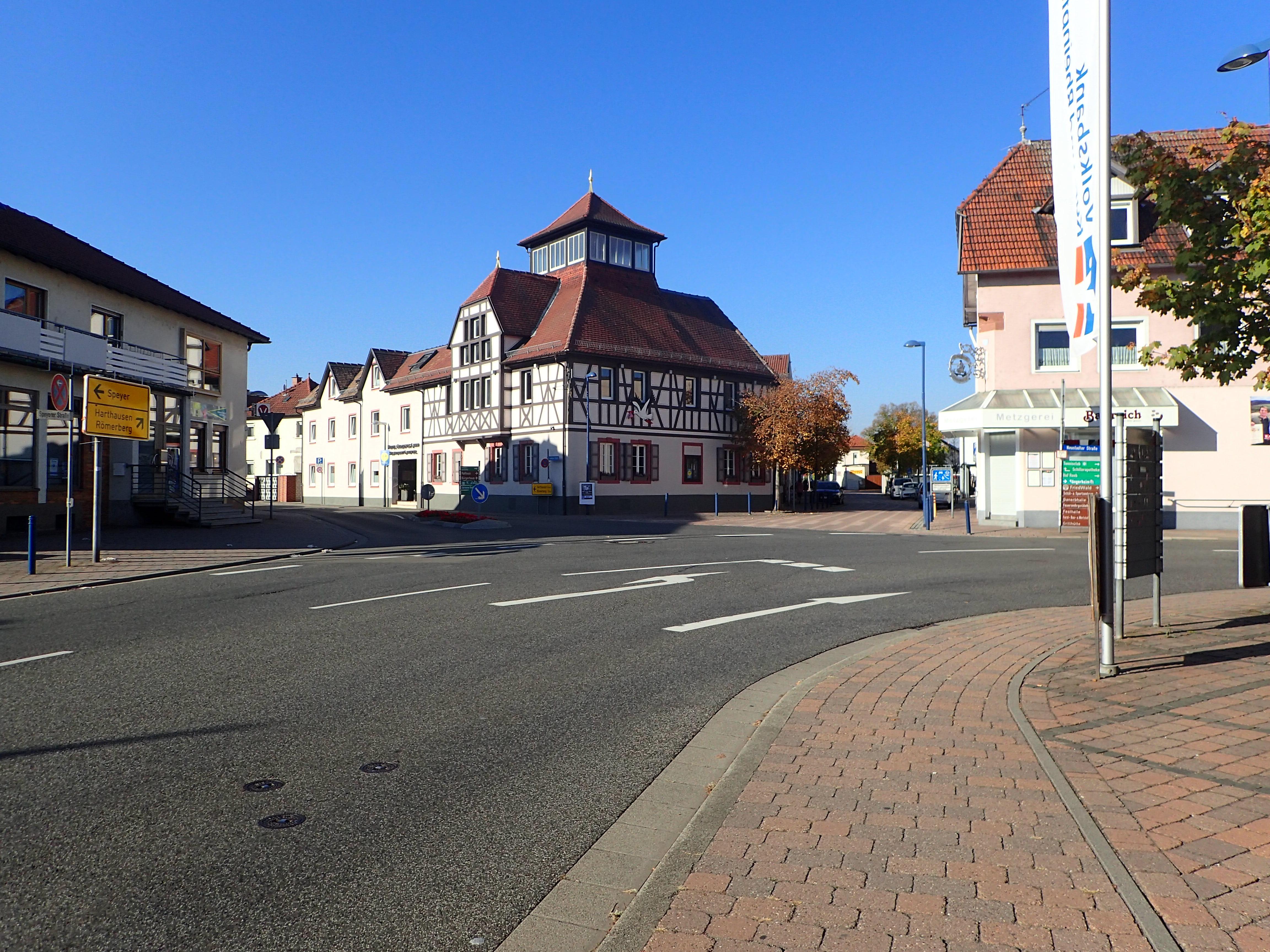 Drehscheibe Dudenhofen